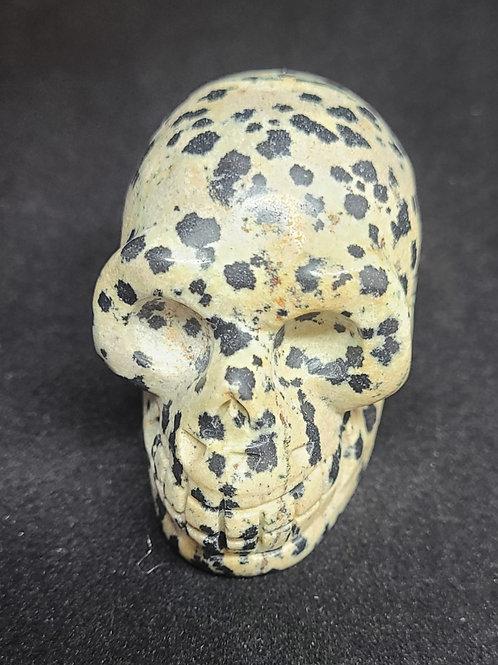 Dalmatian Jasper Carving