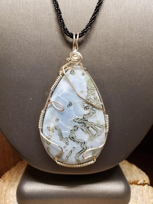 Owyhee Opal Pendant