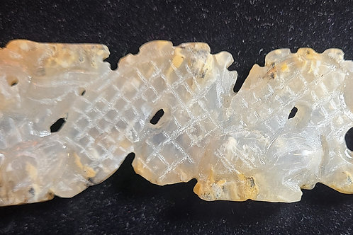 Agate Carving