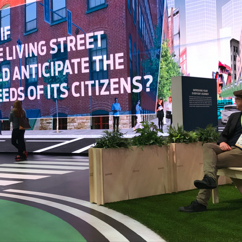 Envisioning the Street of Tomorrow