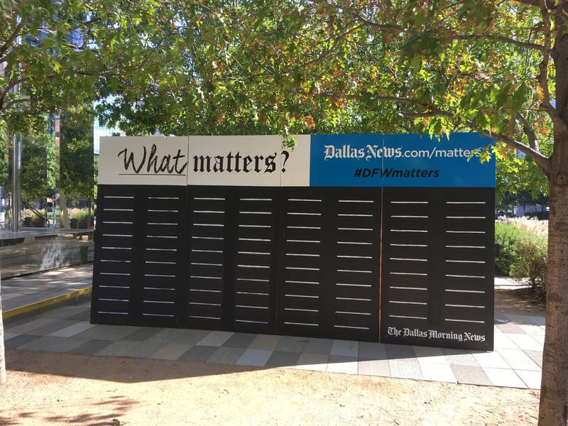 Dallas Morning News Board