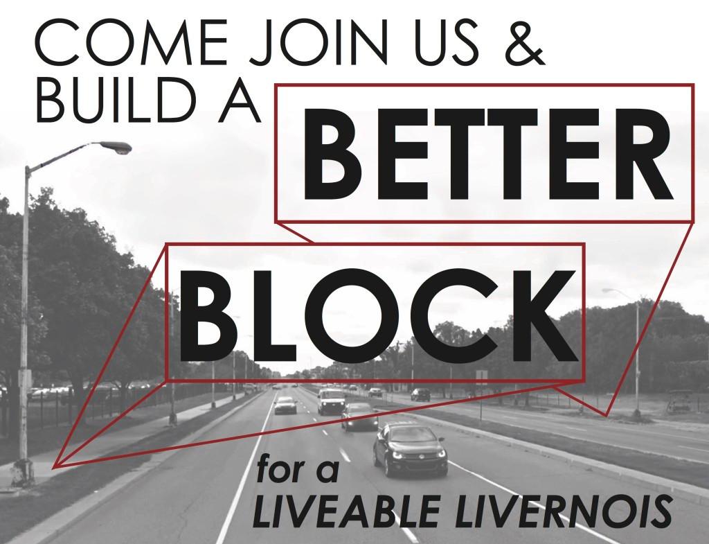 Livable Livernois Better Block