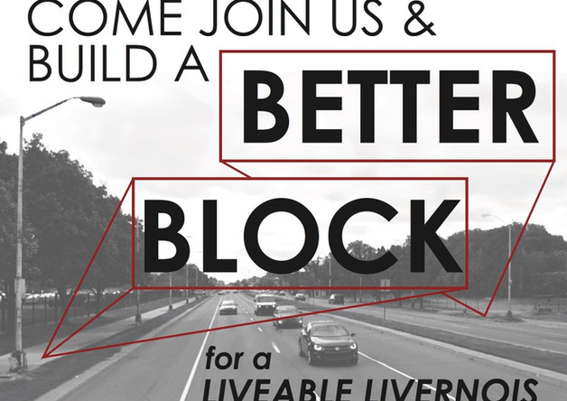 Livable Livernois Better Block