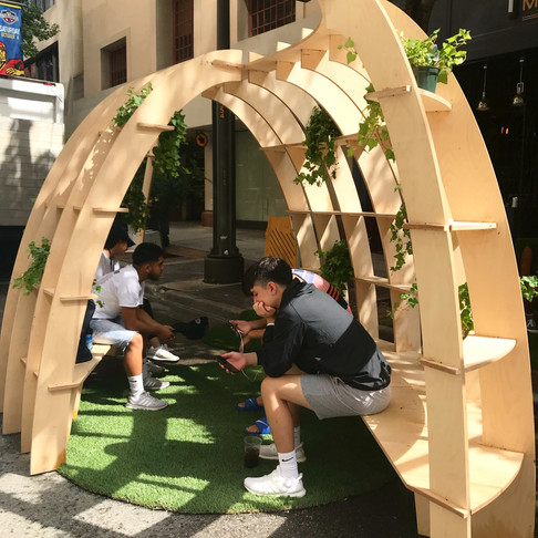 Park(ing) Day Dallas 2018