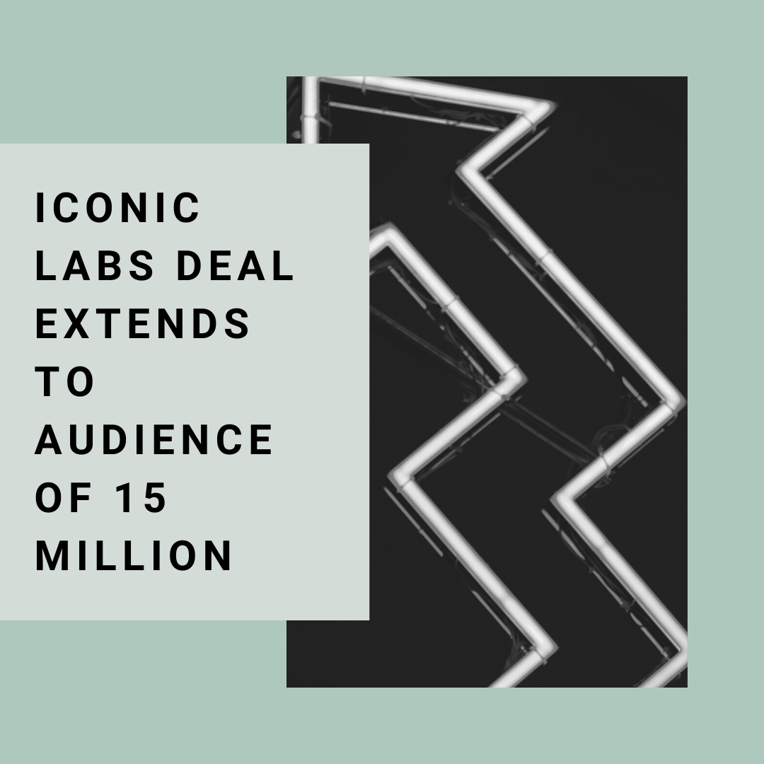 Iconic Labs Deal