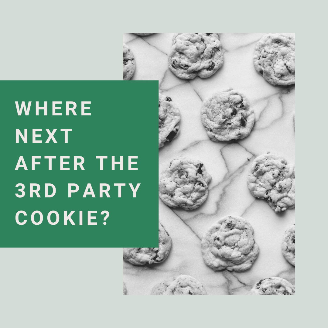 After the 3rd Party Cookie