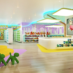 Toy Store Concept