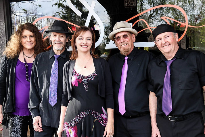 Band Picture Deborah Stafford & The State of Affairs