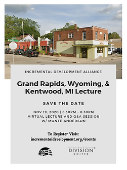 Grand Rapids, Wyoming, & Kentwood, MI Lecture