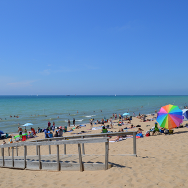 Lake Michigan Beaches