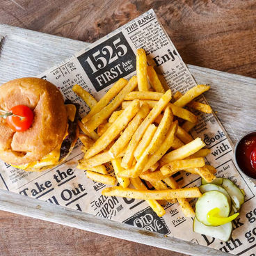 Old_Stove_Brewery_Burger-fries-Above.jpg