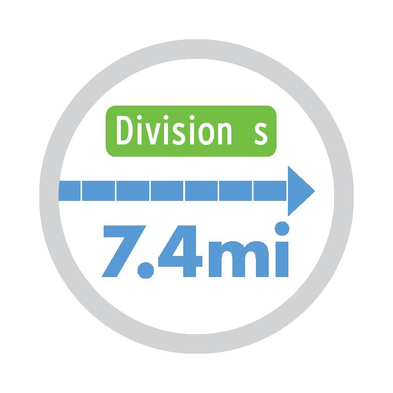 7.4 Miles