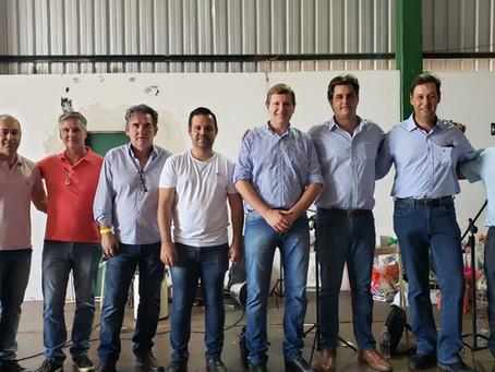 Deputado Frederico d'Avila doa dez poltronas reclináveis para a Santa Casa de Itararé