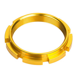 One Lock Ring & One CS Spacer