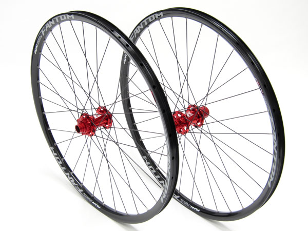 MTB Complete Wheel Sets