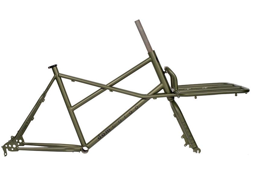 d.o.m. Cargo Bike Frame & Fork