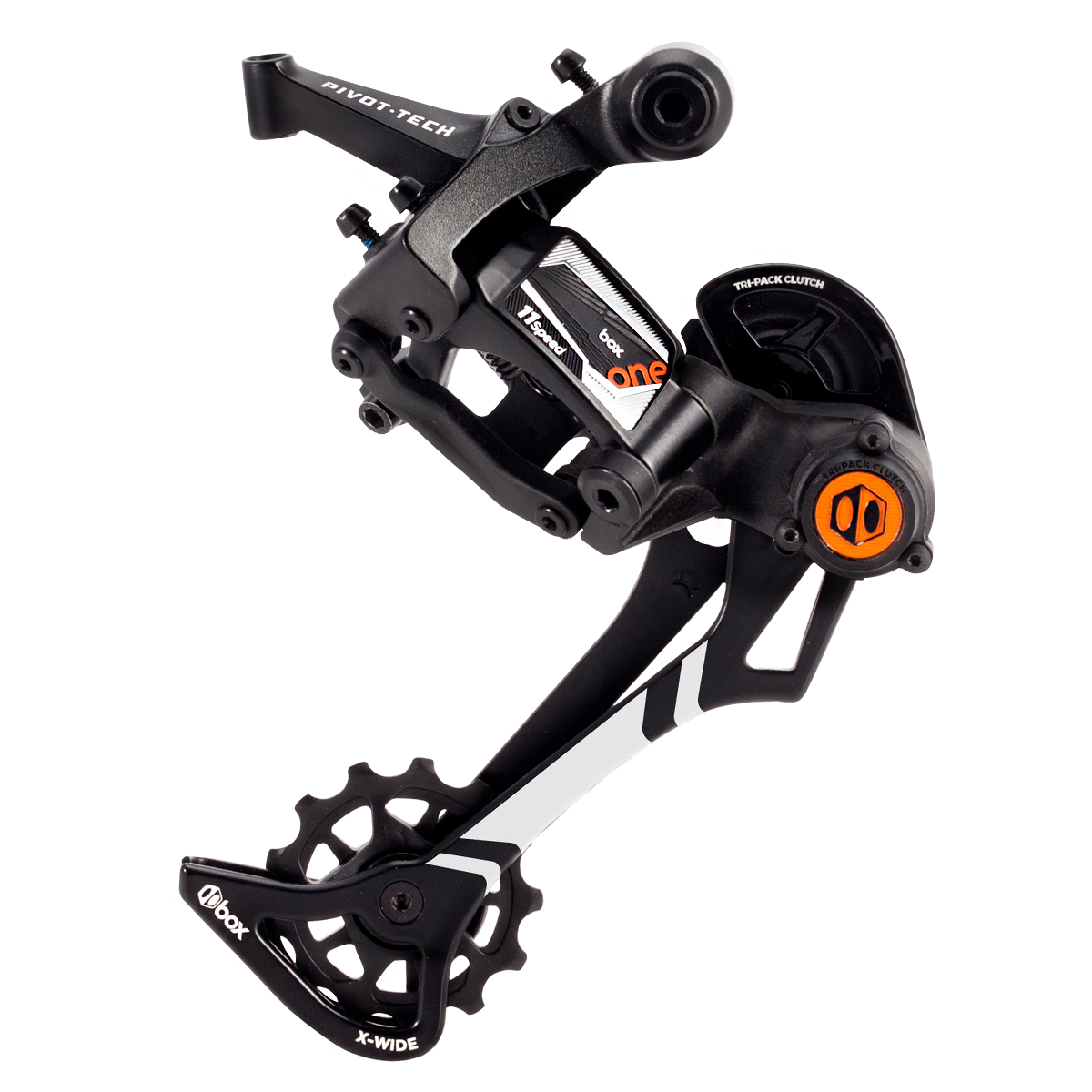 One Rear Derailleur