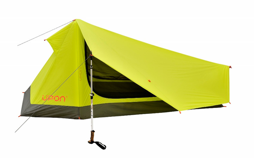 3G Bivy with Trekking pole