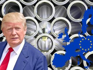 El acero como moneda de cambio para negociar los intereses de Trump