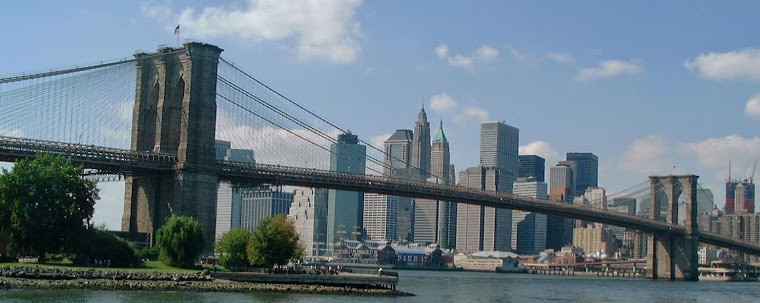 Estructura metalica - Puentes brooklyn