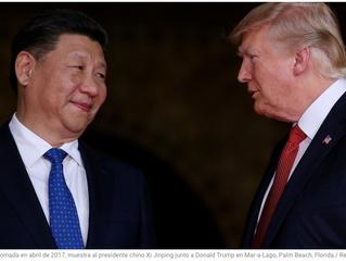 China se pronuncia ante la posición de EE.UU sobre importaciones de acero y aluminio