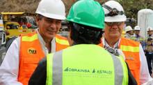 Protección contra incendios en una obra de construcción