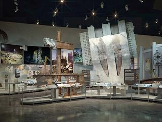 Un museo con temple de acero