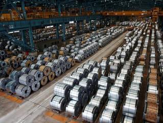 La producción y el consumo de acero mejora en Latinoamérica