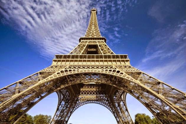 Torre Eiffel - Estructuras Metalicas