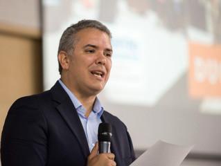 Propuestas en infraestructura del presidente electo Ivan Duque