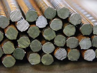 Subida de los precios del acero
