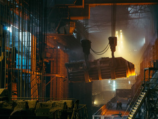 ¿Cómo va el panorama de la industria del acero?