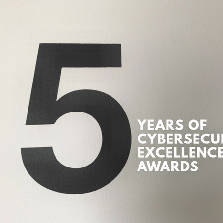 Five Years Running: Fluency Once Again Takes Home a Cybersecurity Excellence Award
