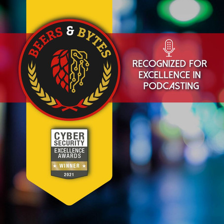 Beers and Bytes Recognized as a Top Industry Podcast