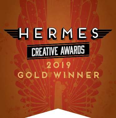 Hermes Creative Awards Recognizes Zintel Public Relations as Gold Winner