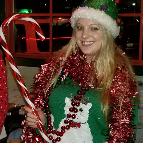 Always Be Jingling: Account Manager Elizabeth Yerger Wins PRSA Houston's Mingle Bells Contest