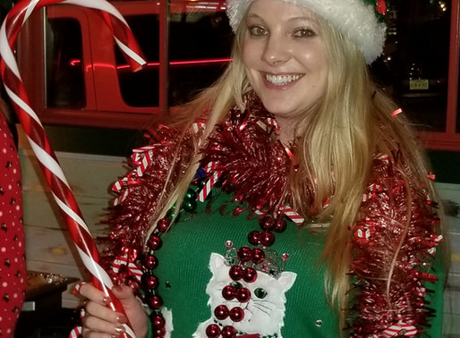 Always Be Jingling: Account Manager Elizabeth Yerger Wins PRSA Houston's Mingle Bells Contest