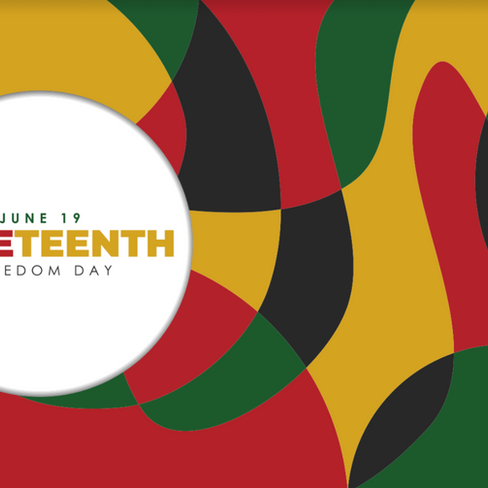 Celebrating Juneteenth: A New Federal Holiday