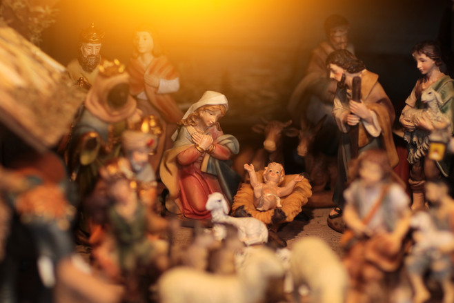 Join us at our Live Nativity!