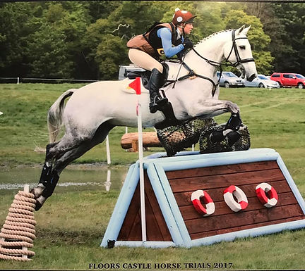 Aske horse trials - July