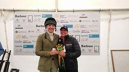 A fantastic weekend at Belsay Horse trials