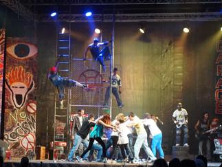 Musical StreetLight estreia hoje em Joinville