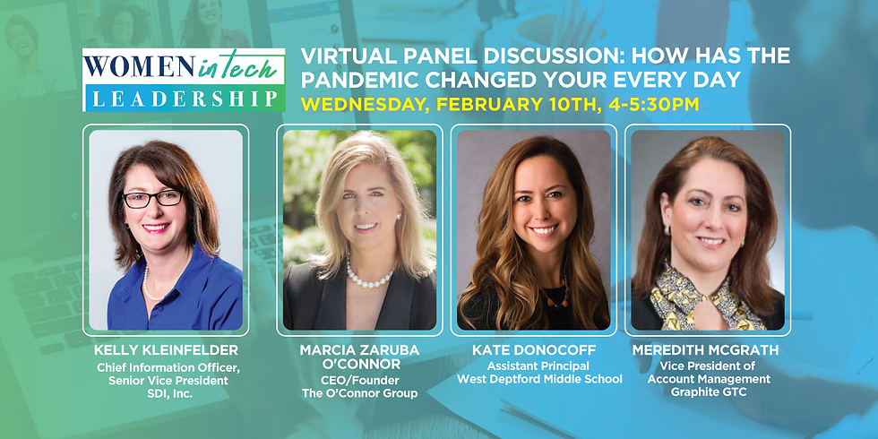 WITL Virtual Panel Discussion: How Has the Pandemic Changed Your Every Day
