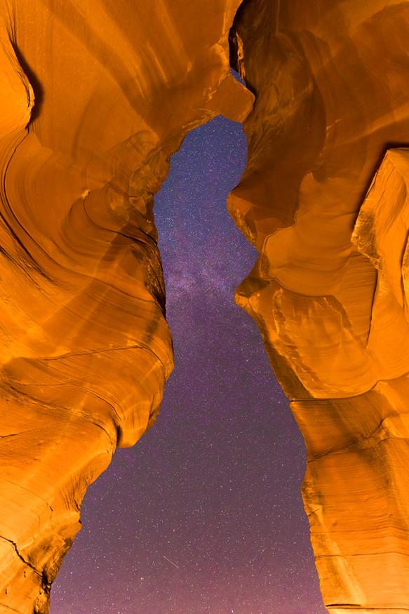 Astro Antelope Canyon