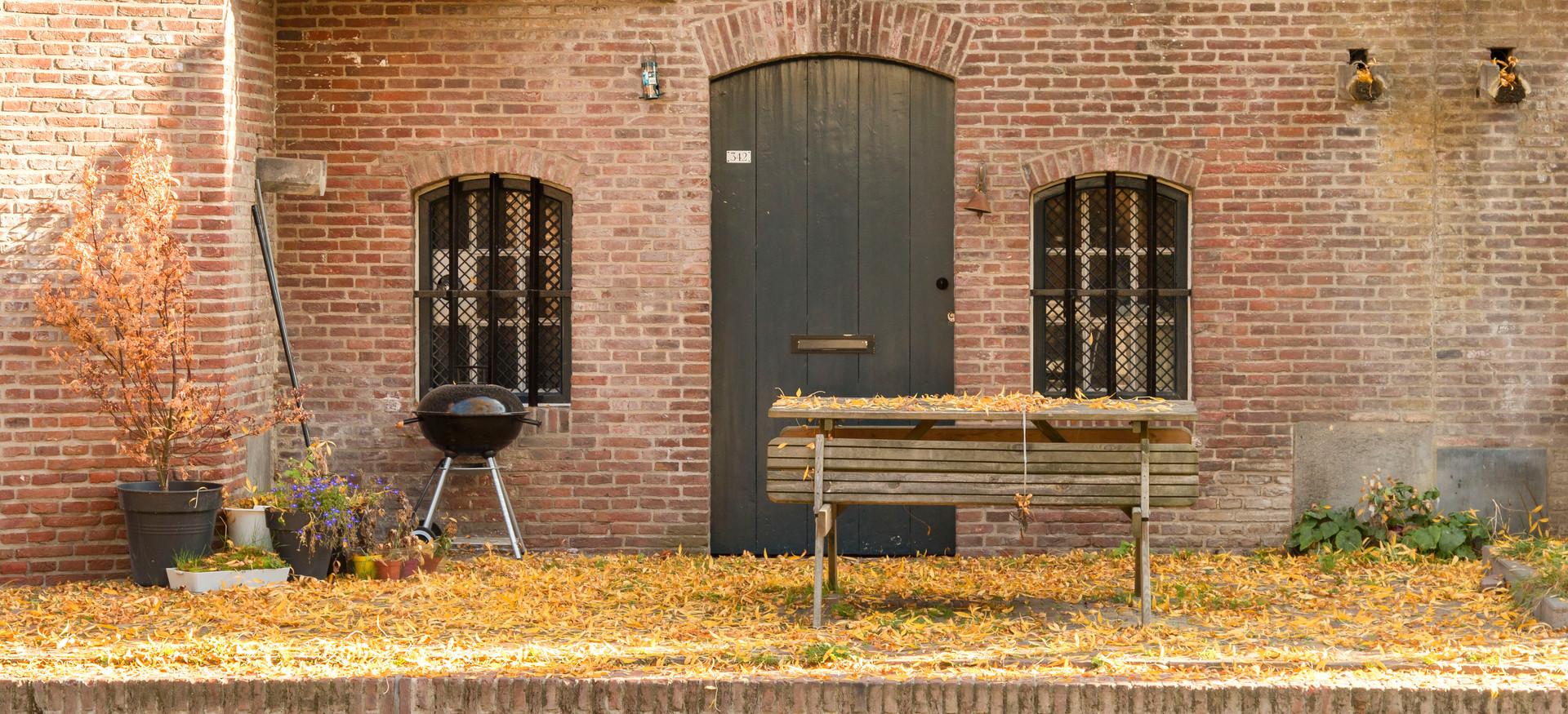 Utrecht in de herfst