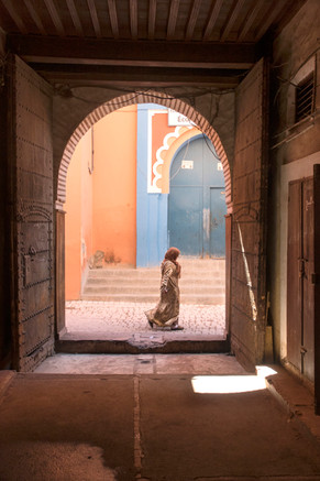 Reportage Marrakech