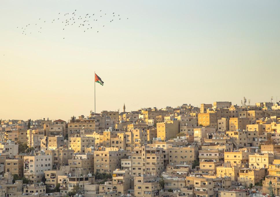 Amman travel cityscape