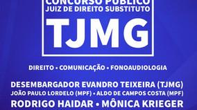 Confirmado! Curso preparatório presencial para a prova oral do TJMG. Faça hoje mesmo a sua inscrição