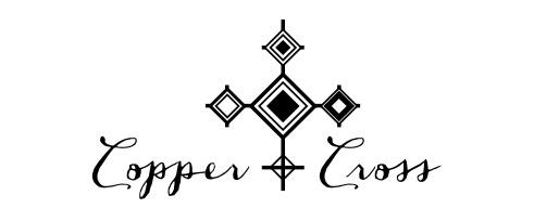 Copper + Cross Logo