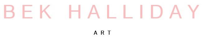 Bek Halliday Art